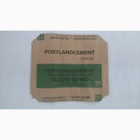 Бумажные мешки для цемента и строительных смесей