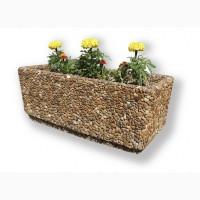 Вазон бетонный садовый Фрегат