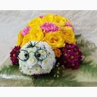Игрушки из цветов Киев