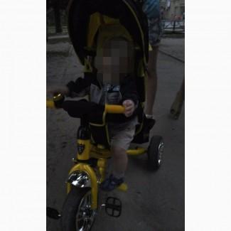 Коляску летний вариант и детский велосипед б/у