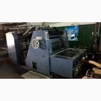 Печатная машина 1+1