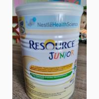 Детское питание Нестле Ресурс Юниор с 1 годика