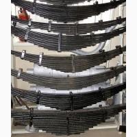 Ресори 2ПТС-9, 2ПТС-6, 2ПТС-4, 3ПТС-12, КТУ-10, корінні та підкорінні листи