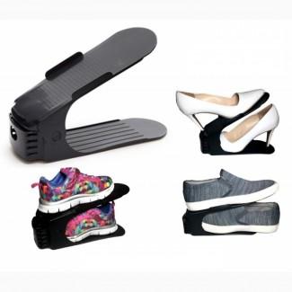 Подставка для хранения обуви. Подставка для обуви, органайзер