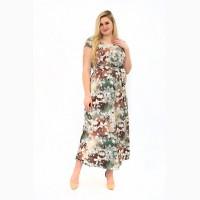 Продам длинные платья в пол большие размеры