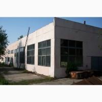 Продаеться отдельно стоящее производственное помещение 838 кв.м