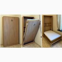 Шкаф-кровать трансформер с подьемным механизмом