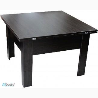 Стол трансформер квадратный