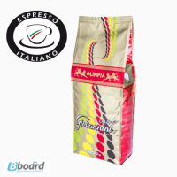 Кофе в зернах Giovannini Olimpia - 1 кг 80 арабика 20 робуста