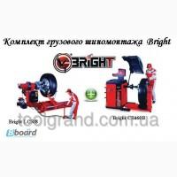 Грузовое шиномонтажное оборудование