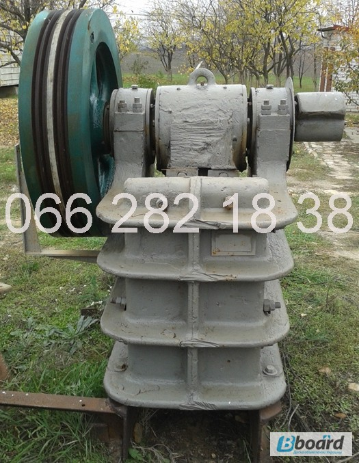 Щековая дробилка смд-116a настольная дробилка для камня