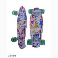 Скейт Penny Board MS City Limited Edition