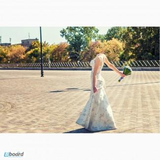 Свадебное платье для высоких девушек