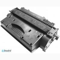 Картридж из Европы HP CE505X повышеной ёмкости