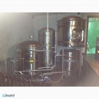 Продам австрийскую пивоварню Brauhaus 250