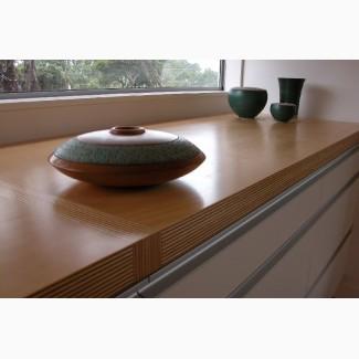 Столярный цех. Столярные изделия на заказ: подоконники деревянные, кухни, шкафы, комоды