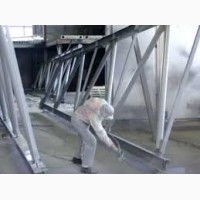 Покраска метало-конструкций