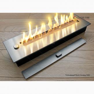 Биокамин. Топливный блок Алаид Style 500 ТМ Gloss Fire