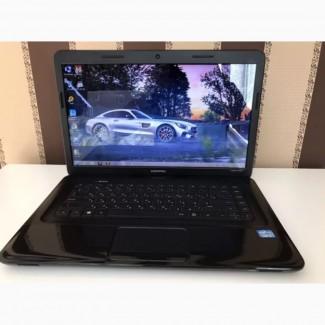 Большой, красивый ноутбук HP Compaq CQ58 (4 ядра 4 гига)