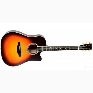 Акустическая гитара Trembita Leoton L-01 SB
