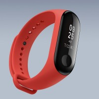Фитнес-браслет Xiaomi Mi Band 3 Red (аналог)