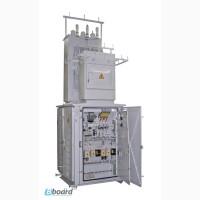 Комплектные трансформаторные подстанции мачтового типа