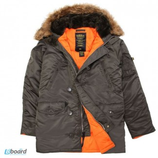 Купите оригинальную куртку Аляска у официального дилера в Украине