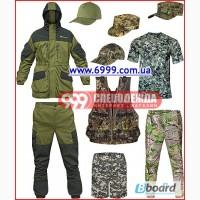 Камуфлированная одежда для рыбалки, охоты и активного отдыха