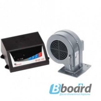 Терморегулятор SP 05 LED KG Elektronik + Турбина Для Котлов