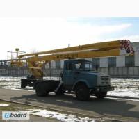 Услуги, аренда автовышки 17, 22, 32 метра в Харькове