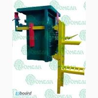 Дозатор шнековый (полуавтомат) для упаковки пылящих (033.12.02)