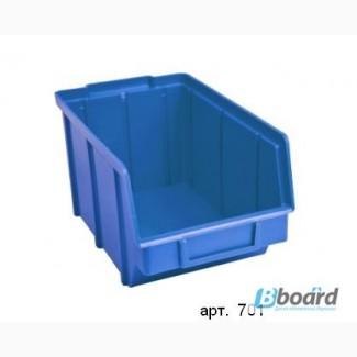 Ящик для склада из пп сырья