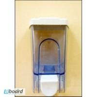 SS109 Дозатор жидкого мыла, шампуня ( прозрачный пластик )