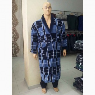 Халаты мужские больших размеров