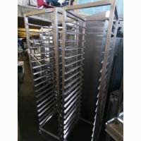 Стелаж кондитерський 18 рівнів 600*400