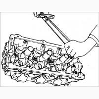 Регулировка клапанов KIA, HYUNDAI бензиновых двигателей