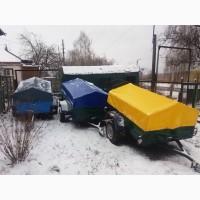 Прицепы по цене завода с торговой базы в Зеленьках, с большым выбором прицепов