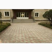 Купить тротуарную плитку в Украине. Вибропрессованная тротуарная плитка заказать