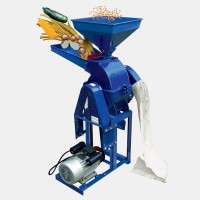 Корморезка + зернодробилка ДТЗ КР-20C (стебли + зерно + початки кукурузы + овощи + фрукты)