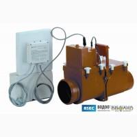 Обратный канализационный затвор с электроприводом HL710.2EPC