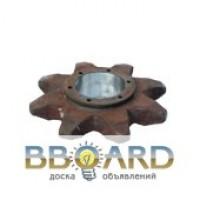 Запасные части к баровым установкам (грунторезам)