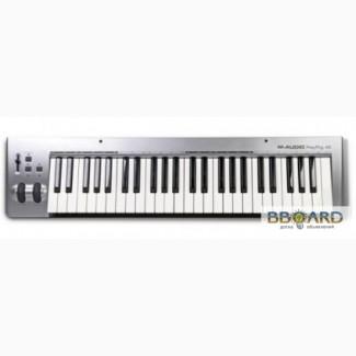 Миди клавиатура M-audio KeyRig 49 купить Харьков