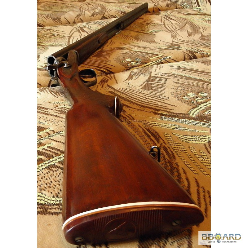 Продам двуствольное охотничье ружье ТОЗ-БМ 16 калибр, 1957 г.в., штучное исполнение.  Стволы 720 мм чок-п/чок в...