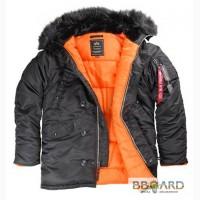 Американские зимние куртки из США