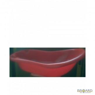 Ванна детская 82 см, красная
