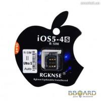 R-sim turbo sim анлок Iphone 4s