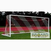 Ворота футбольные 7320х2440 (разборные), сетки футбольные