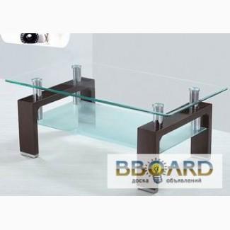 Журнальный стол TC-008-2, размеры, фото, стеклянные журнальные столы Lisa, цена