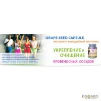 Экстракт виноградной косточки- Grape seed capsule (120 капс.)Tibemed.Вся Украина
