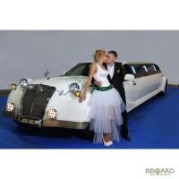 Лимузин на День влюблённых